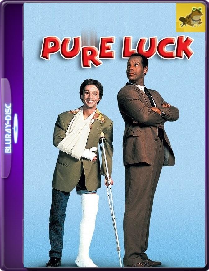 Pure Luck (1991) Brrip 1080p (60 FPS) Inglés Subtitulado