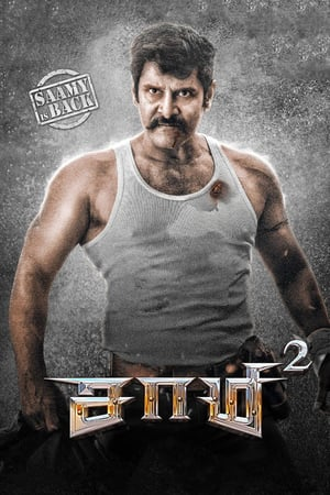 Saamy 2 (2019)  Hindi Dubbed 720p HDRip x264 1GB