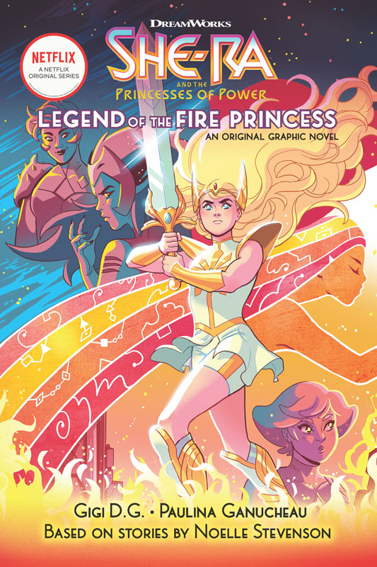 She-Ra and the Princesses of Power 01 - The Legend of the Fire Princess (2020)