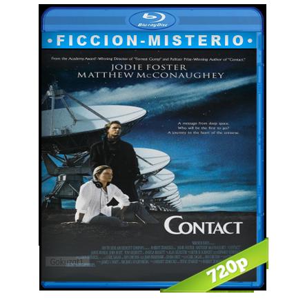 Contacto 720p Lat-Cast-Ing[Ficcion](1997)