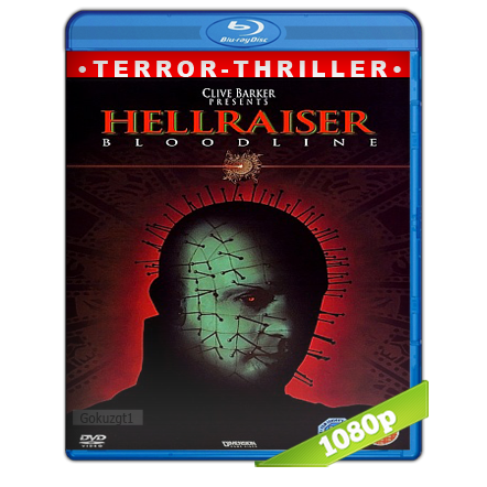 Hellraiser 4 Linea De Sangre (1996) BRRip Full 1080p Audio Trial Latino-Castellano-Ingles 5.1