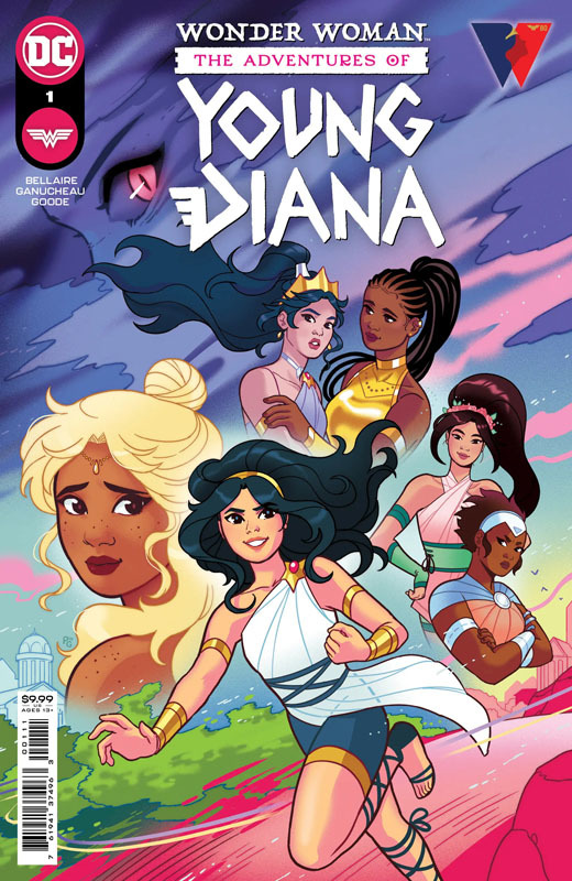 Wonder Woman - The Adventures of Young Diana Special 001 (2021)