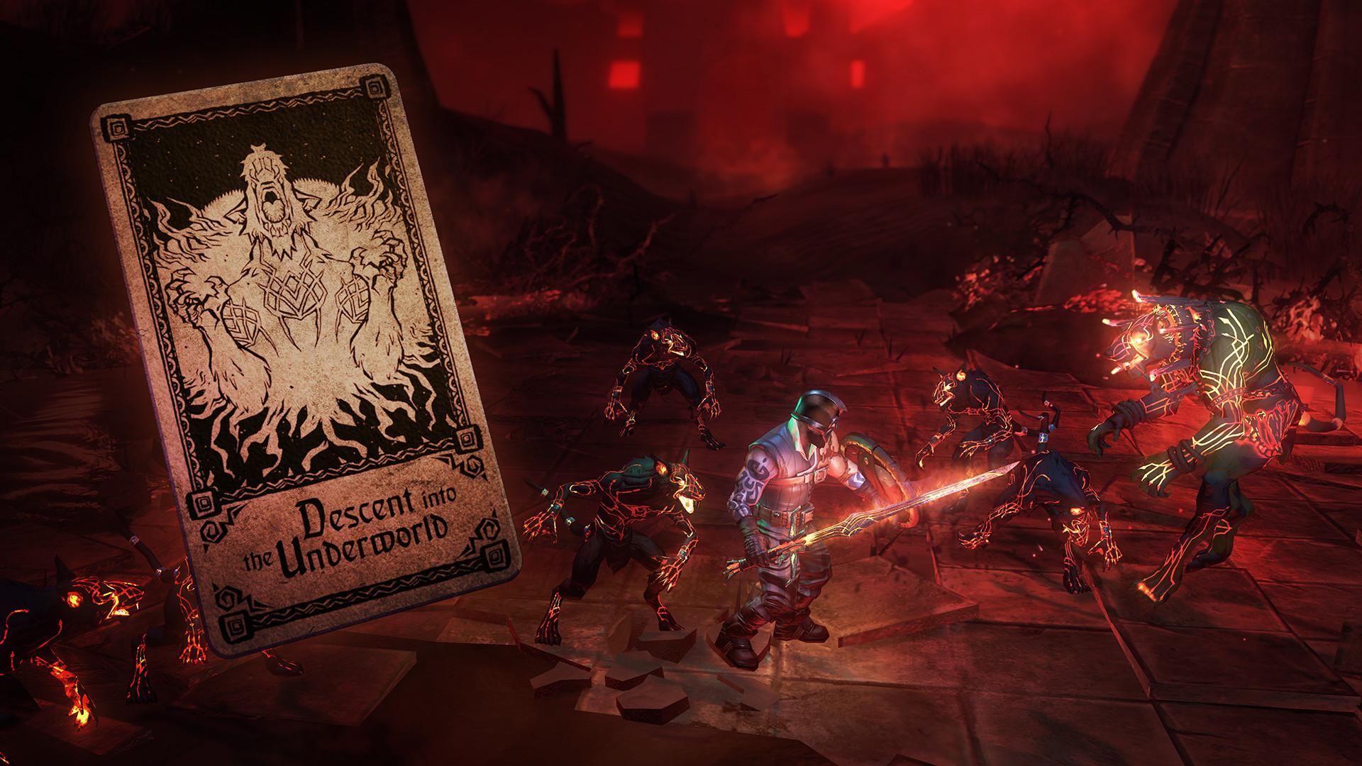 Hand of Fate + 5 DLC Captura 1