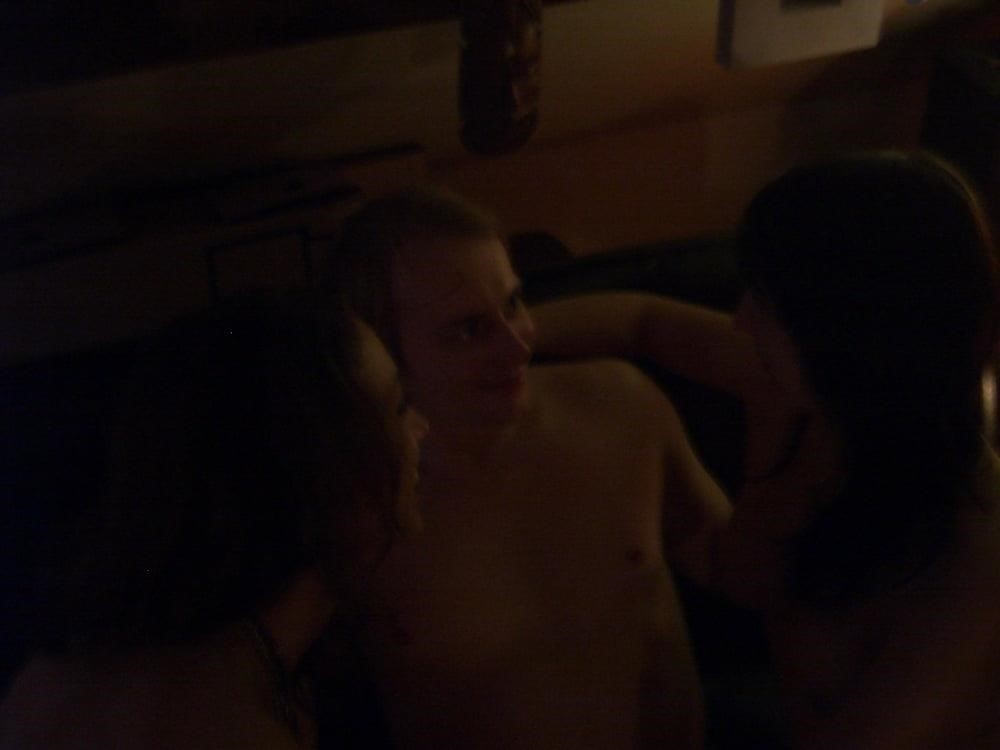 Threesome lesbian orgy-4950