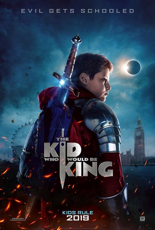 Dzieciak, który został królem / The Kid Who Would Be King (2019) MULTi.720p.BluRay.x264.DTS.AC3-DENDA / LEKTOR i NAPISY PL