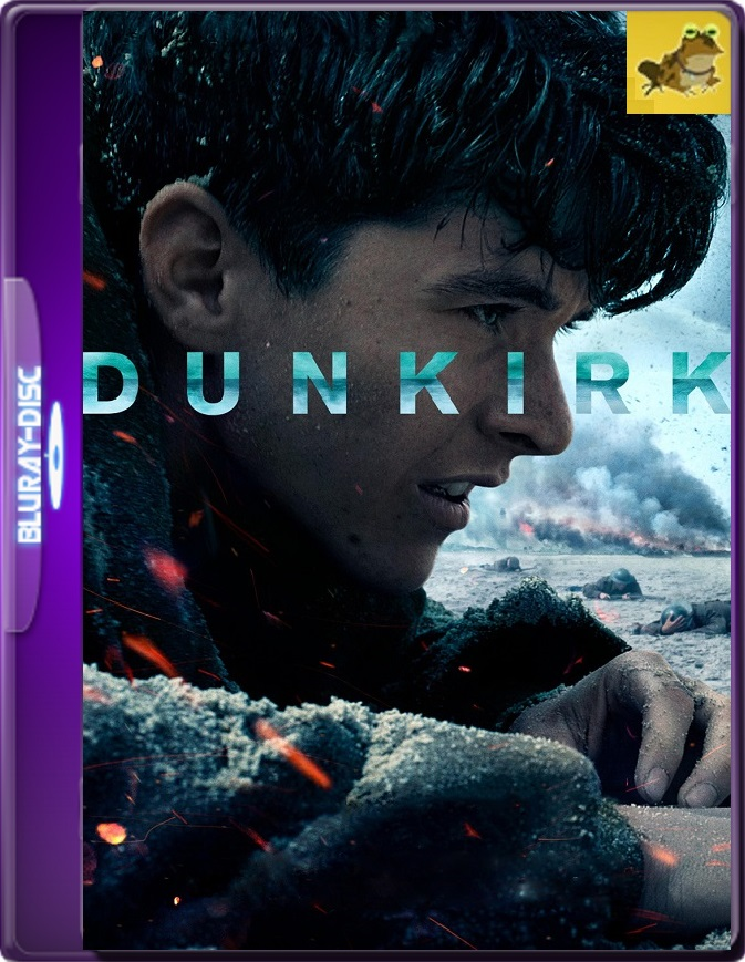 Dunkerque (IMAX) (2017) Brrip 1080p (60 FPS) Latino / Inglés