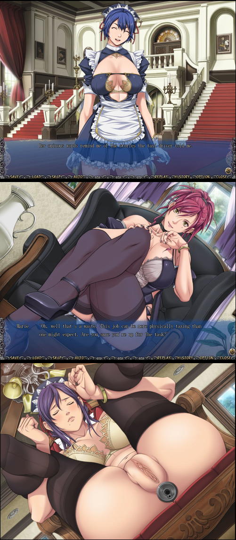 Anal virgins scene 5