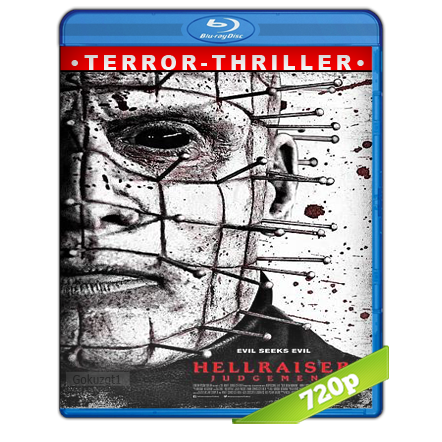 Hellraiser 10 El Juicio (2018) BRRip 720p Audio Ingles Subtitulada 5.1