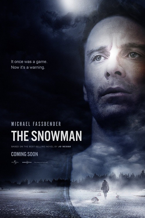 Pierwszy śnieg / The Snowman (2017) MULTi.720p.BluRay.x264.DTS-DENDA / LEKTOR i NAPISY PL
