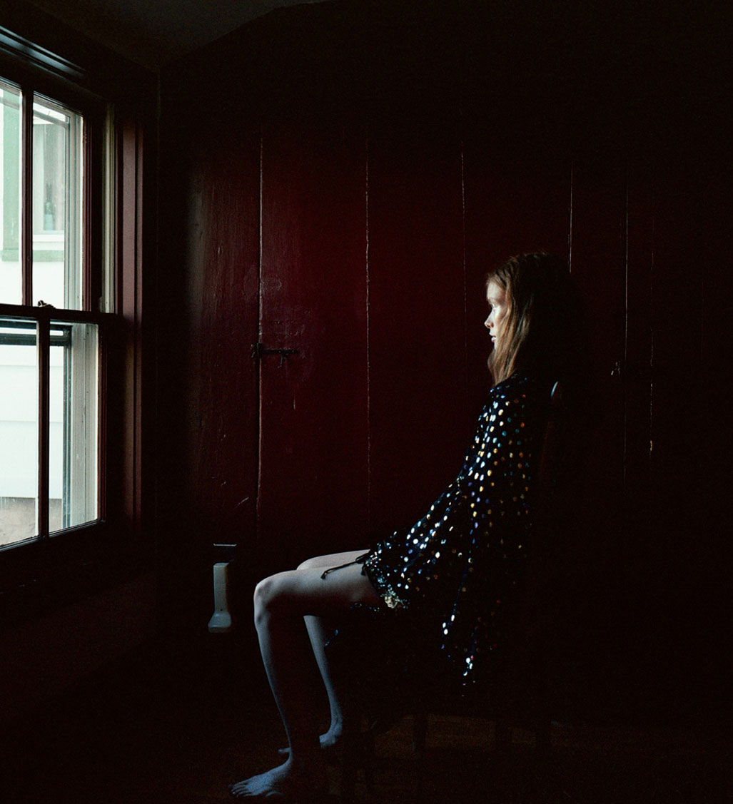 Against the Darkness and the Silence / Julia Hafstrom by Boe Marion / So It Goes Magazine issue 11