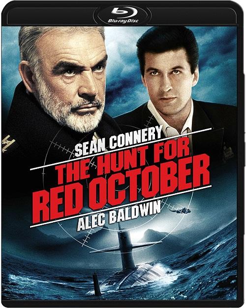 Polowanie na Czerwony Październik / The Hunt for Red October (1990) MULTi.720p.BluRay.x264.DTS.AC3-DENDA / LEKTOR i NAPISY PL