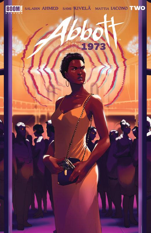 Abbott - 1973 #1-5 (2021)