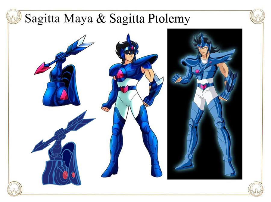 Sagitta Maya e Sagitta Ptolemy. Ma perchè???