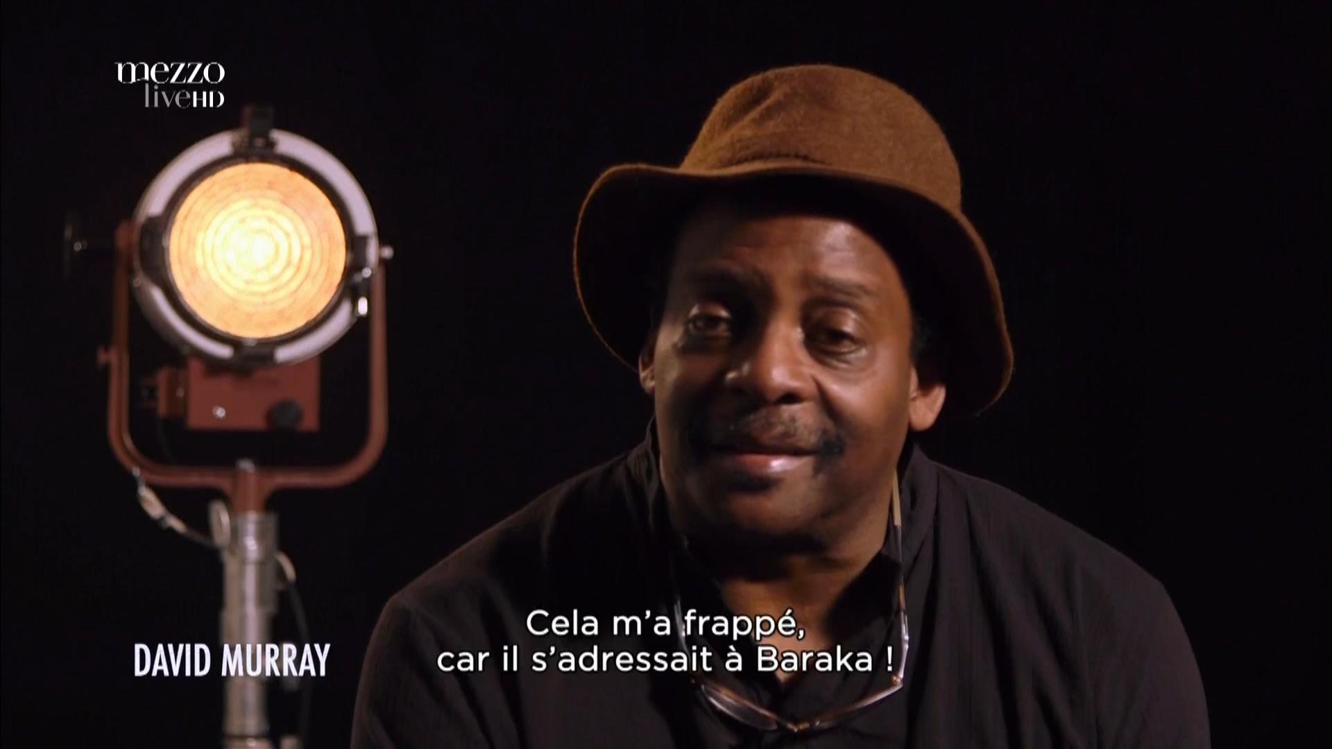 2015 David Murray Infinity Quartet feat. Saul Williams - Disruption at Banlieues Bleues Jazz Fest [HDTV 1080i] 6