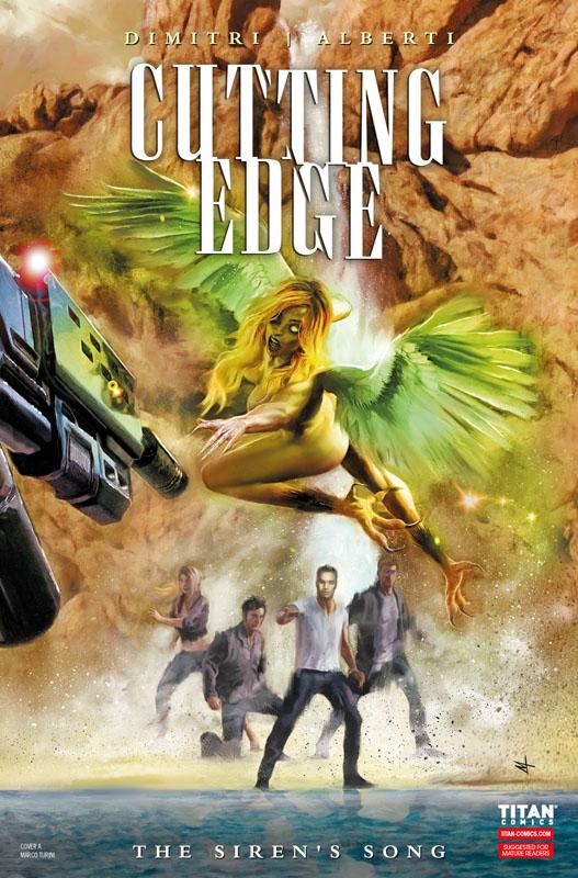 Cutting Edge - The Siren's Song #1-2 (2020)