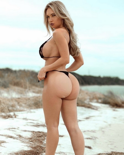 47 Most Beautiful Women (Pics) Beautiful Sexy Thong Bikini Models