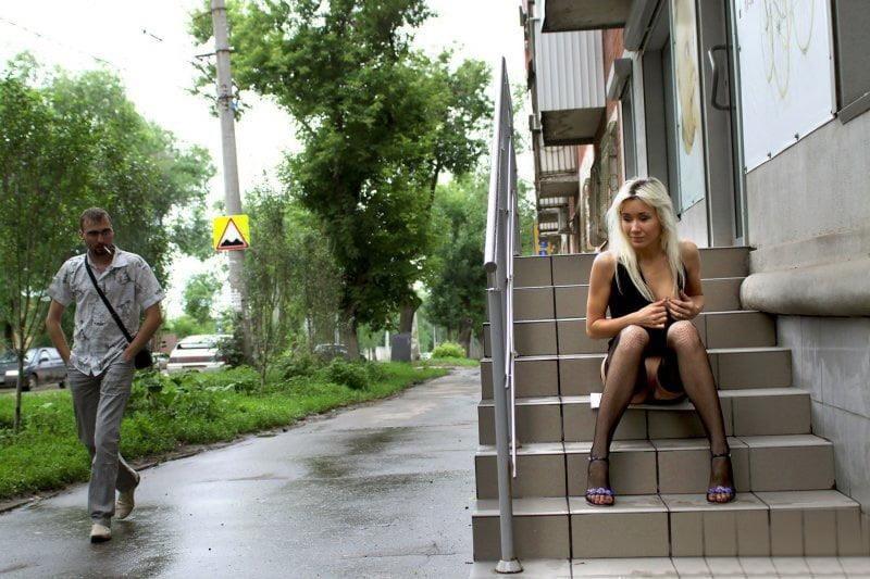 Russian blonde girl porn-8767
