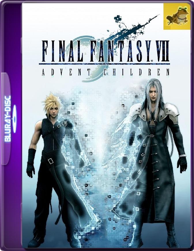 Final Fantasy VII: Advent Children Complete (2005) Brrip 1080p (60 FPS) Japonés Subtitulado