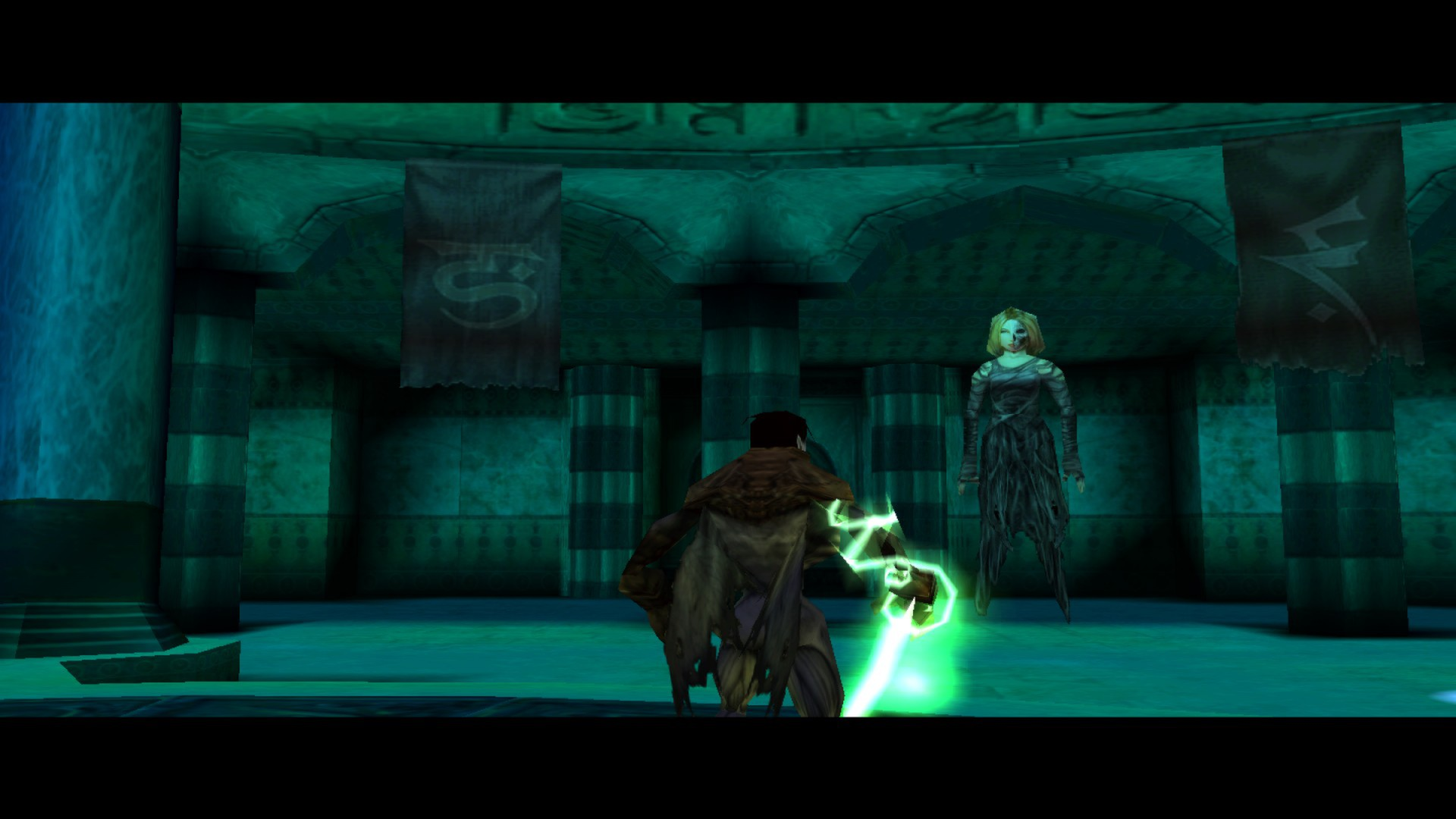 Legacy of Kain: Soul Reaver Captura 1