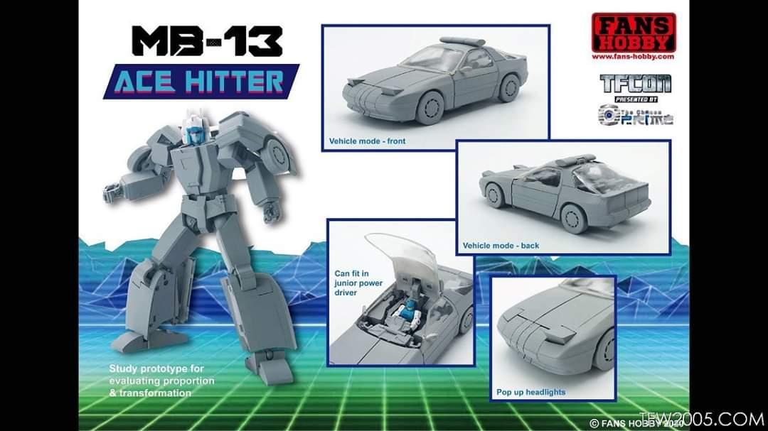 [FansHobby] Produit Tiers - MB-12 Athena (aka Minerva|Nightbeat/Veilleur) et MB-13 Ace Hitter (aka Goshooter|Siren/Sirène) [TF Masterforce] FZMCLQhw_o