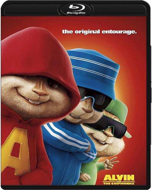 Alvin i wiewiórki / Alvin and the Chipmunks (2007-2015) COLLECTiON.MULTi.720p.BluRay.x264.DTS.AC3-DENDA / DUBBING i NAPISY PL