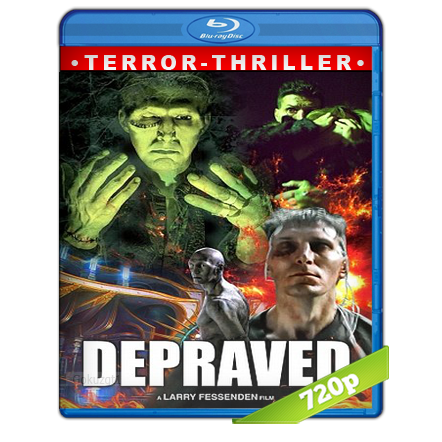 Depravado (2019) BRRip 720p Audio Dual Castellano-Ingles 5.1