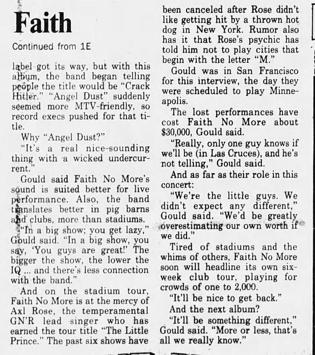 1992.MM.DD - Excerpts from various interviews with members of Faith No More NlkRDHBH_o