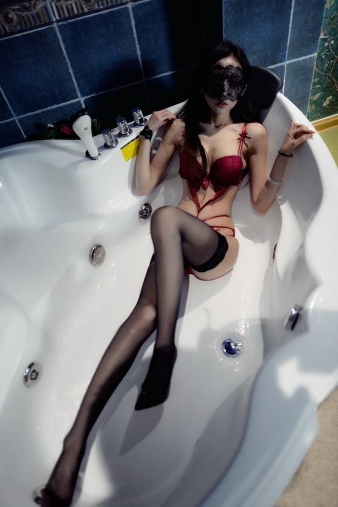 Lesbian model photoshoot-3575