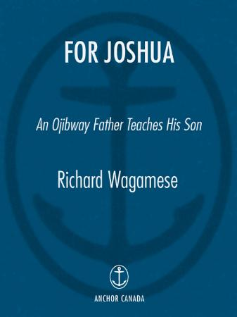 For Joshua  An Ojibway Father Teaches His Son by Richard Wag