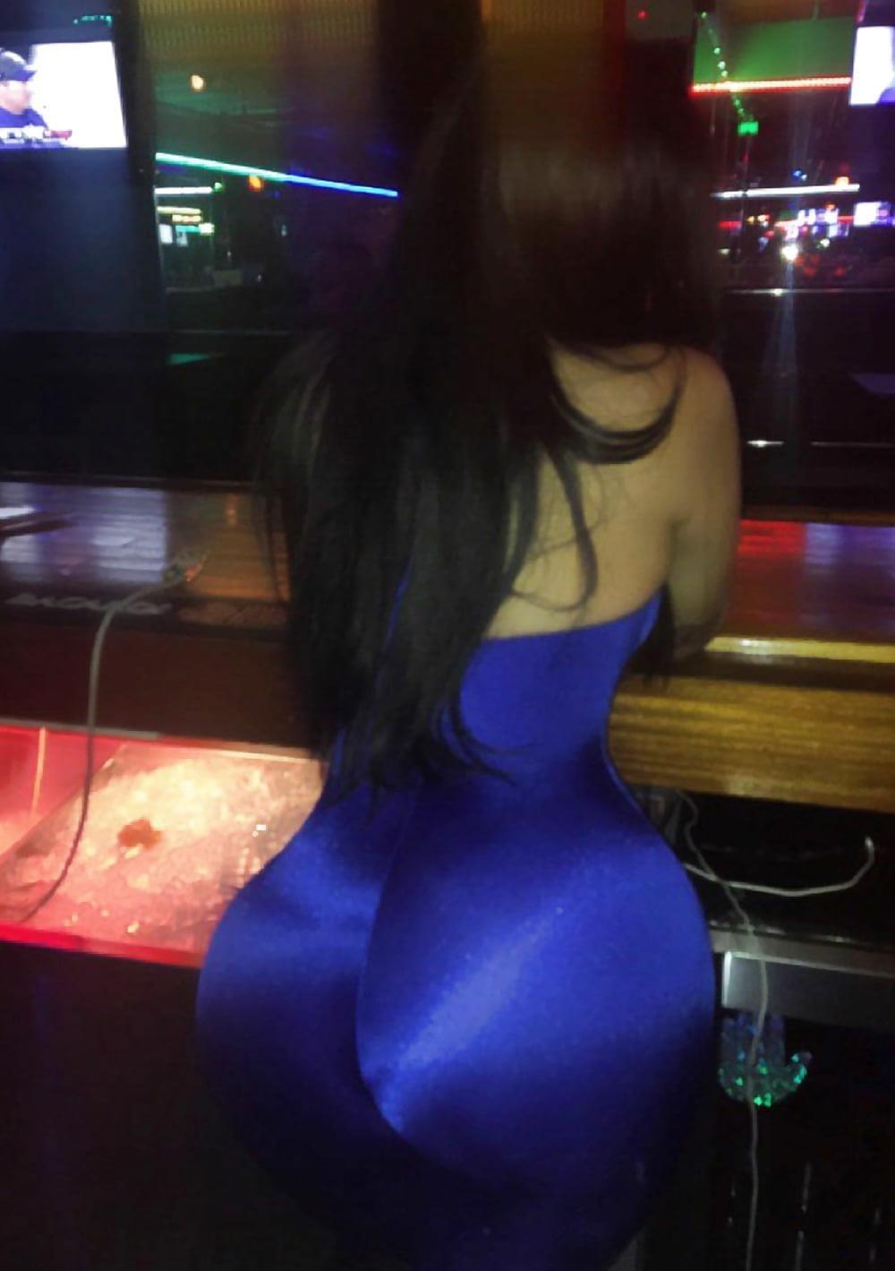 Ebony booty boobs-5077