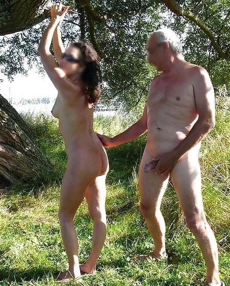 Old man bukake-8313