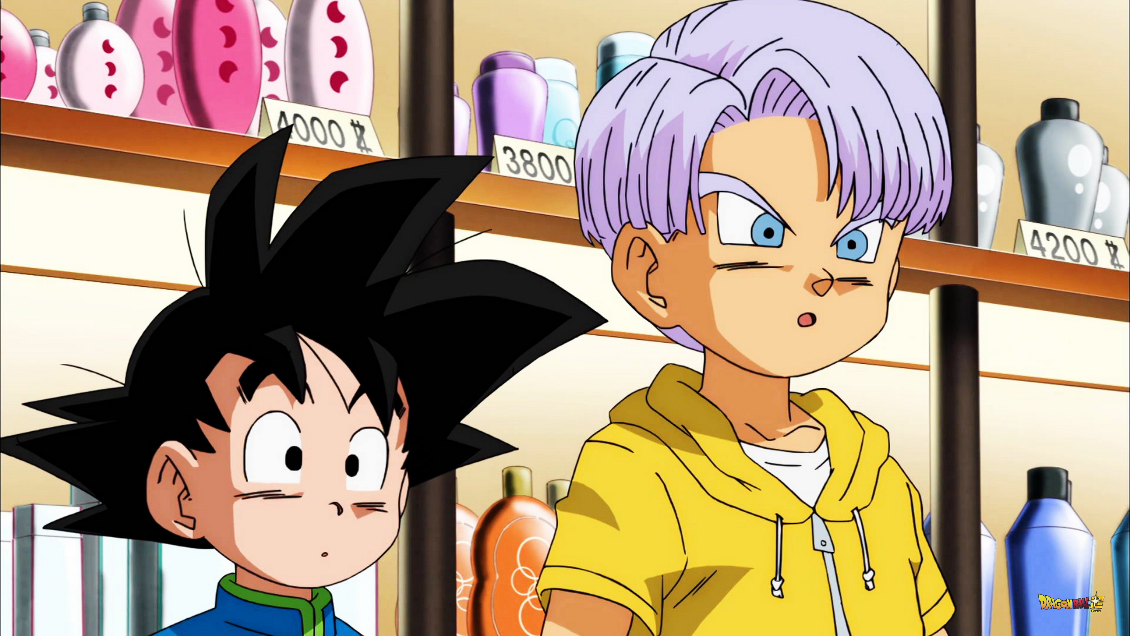 Dragon Ball Super Season 1 Episode 1 S01E01 4k uHD Wallpapers 24Goku works in his radish field, but wants to go training and fighting.