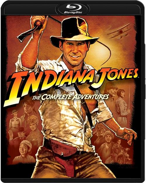 Indiana Jones: The Complete Adventures (1981-2008) MULTi.720p.BluRay.x264.DTS.AC3-DENDA / LEKTOR i NAPISY PL