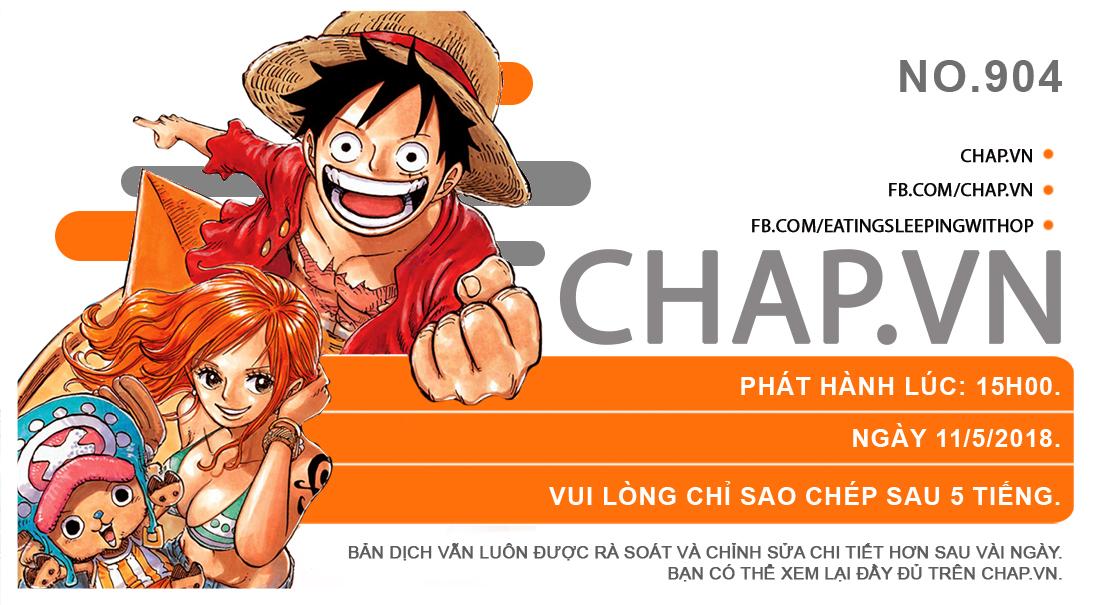 Đảo Hải Tặc Chap 904 . Next Chap Chap 905