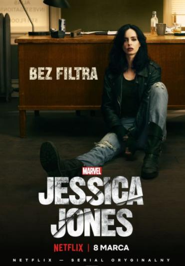 Marvels Jessica Jones (2018) {Sezon 2} PL.1080p.WEB.x264.AC3-KiT / Lektor PL