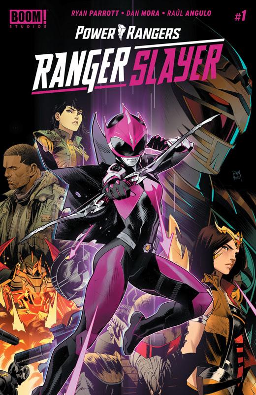 Power Rangers - Ranger Slayer 001 (2020)
