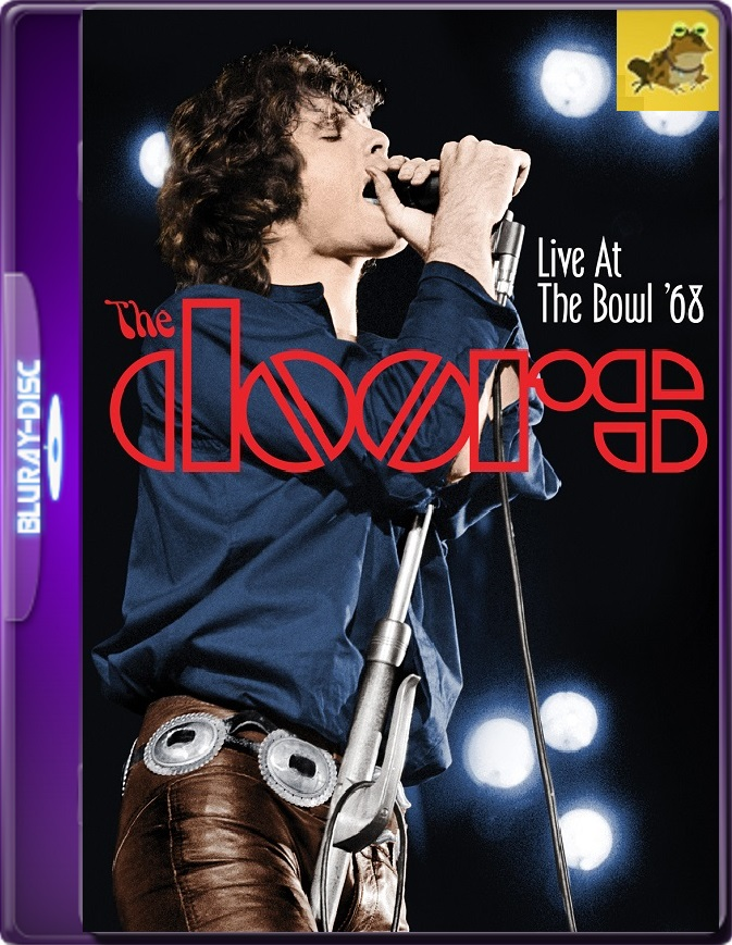 The Doors: Live At The Bowl '68 (1987) Brrip 1080p (60 FPS) Inglés Subtitulado