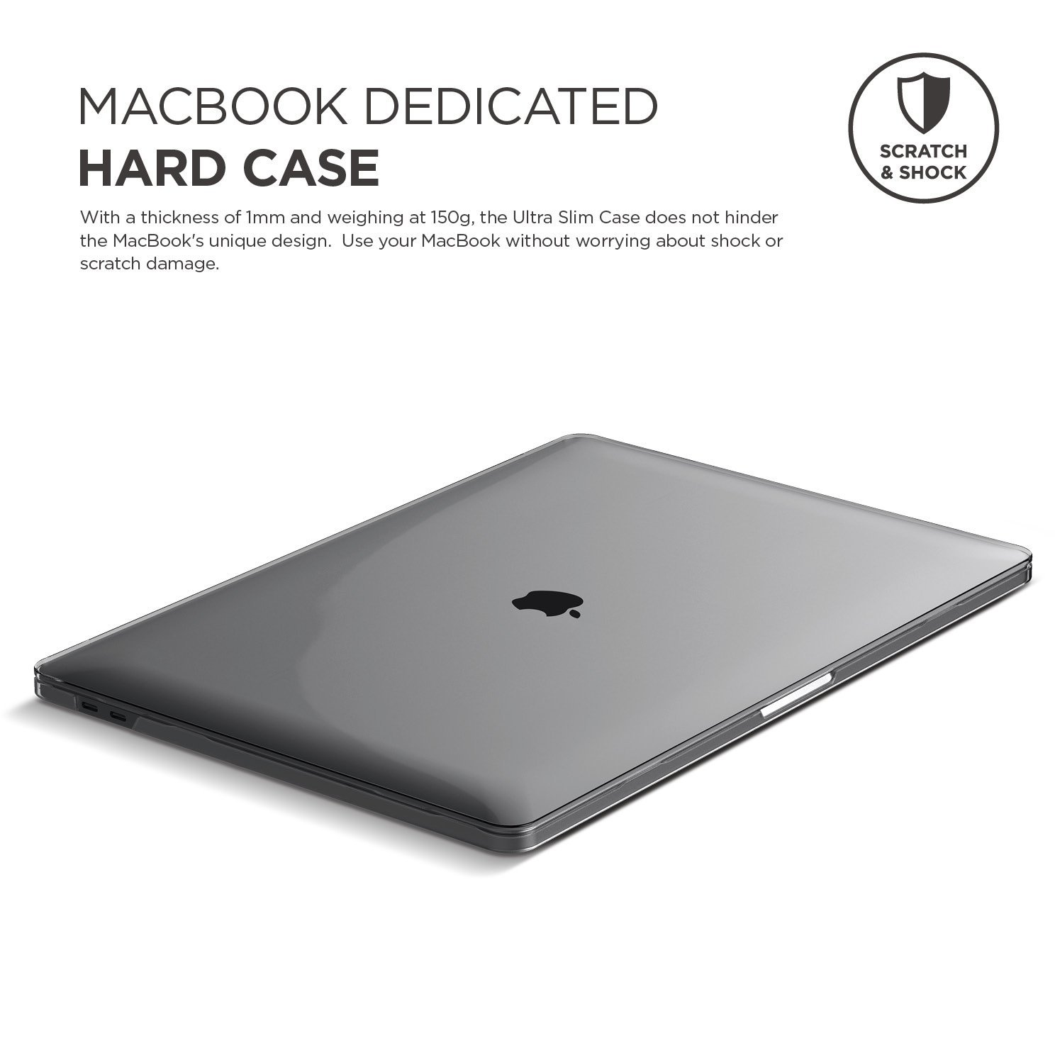 separation shoes a1e73 18152 Ultra Slim Hard Case for New Macbook Pro 13'' « Back