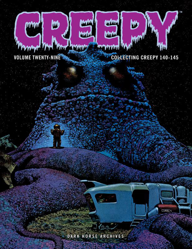 Creepy Archives v29 (2019)