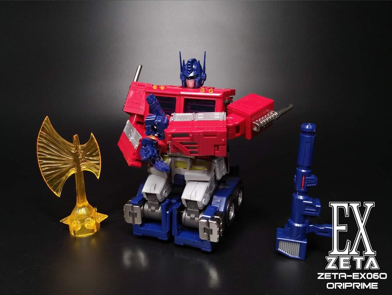 [ToyWorld][ZetaToys] Produit Tiers - TW-M01 Primorion/Zeta-EX6O OriPrime et Zeta -EX6E EvaPrime - aka Optimus (G1 et Evangelion) - Page 3 2Mm5sNna_o