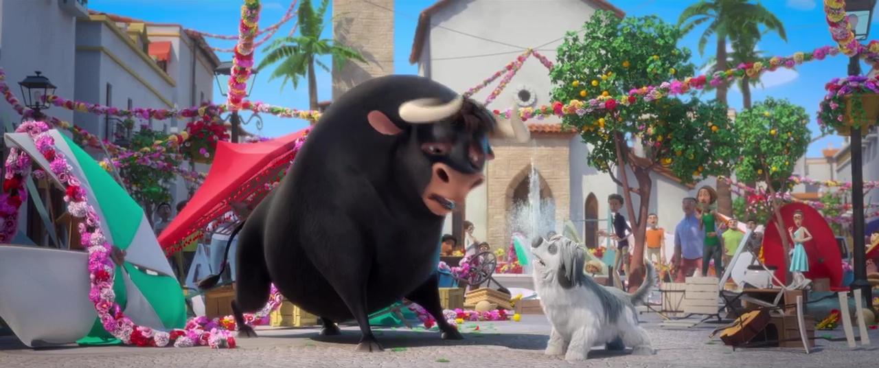 Ole El Viaje De Ferdinand [BDRip m720p][Trial Lat/Cast/Ing][VS][Animacion](2017)