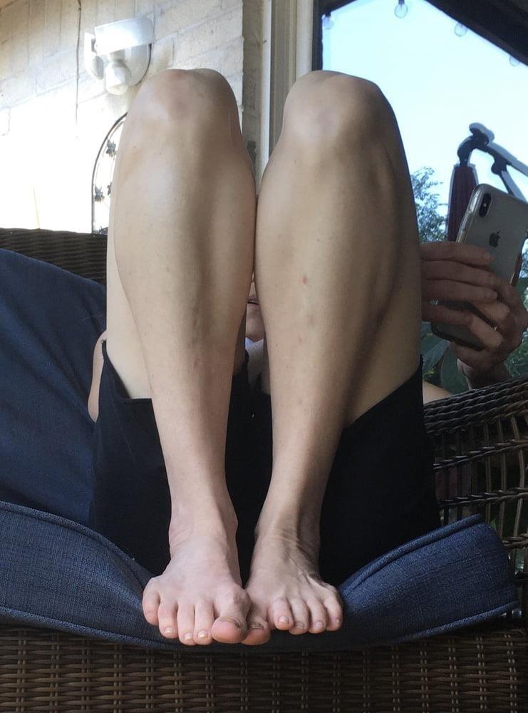 Sexy stepmom feet-6905