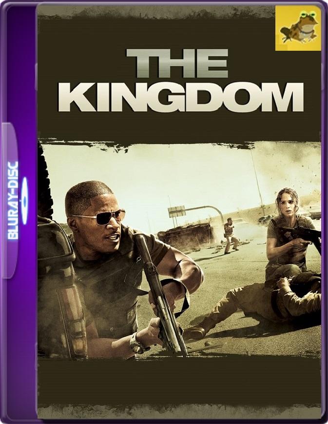 El Reino (2007) Brrip 1080p (60 FPS) Latino / Inglés