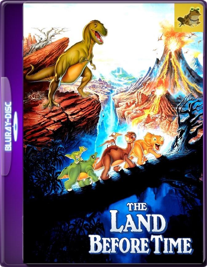 La Tierra Antes Del Tiempo (1988) Brrip 1080p (60 FPS) Latino