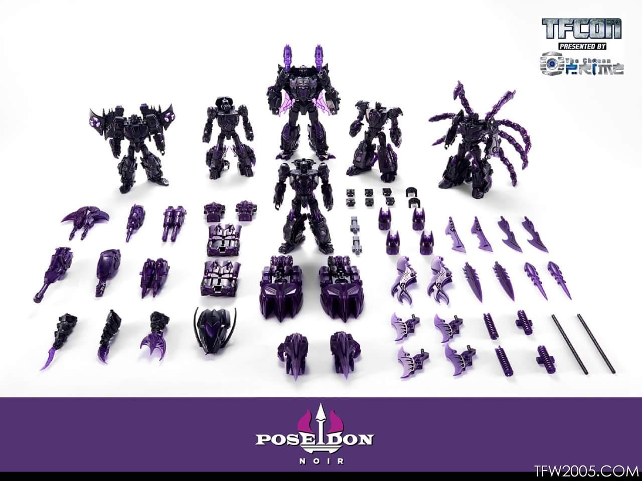 [TFC Toys] Produit Tiers - Jouet Poseidon - aka Piranacon/King Poseidon (TF Masterforce) - Page 6 991bP6aN_o