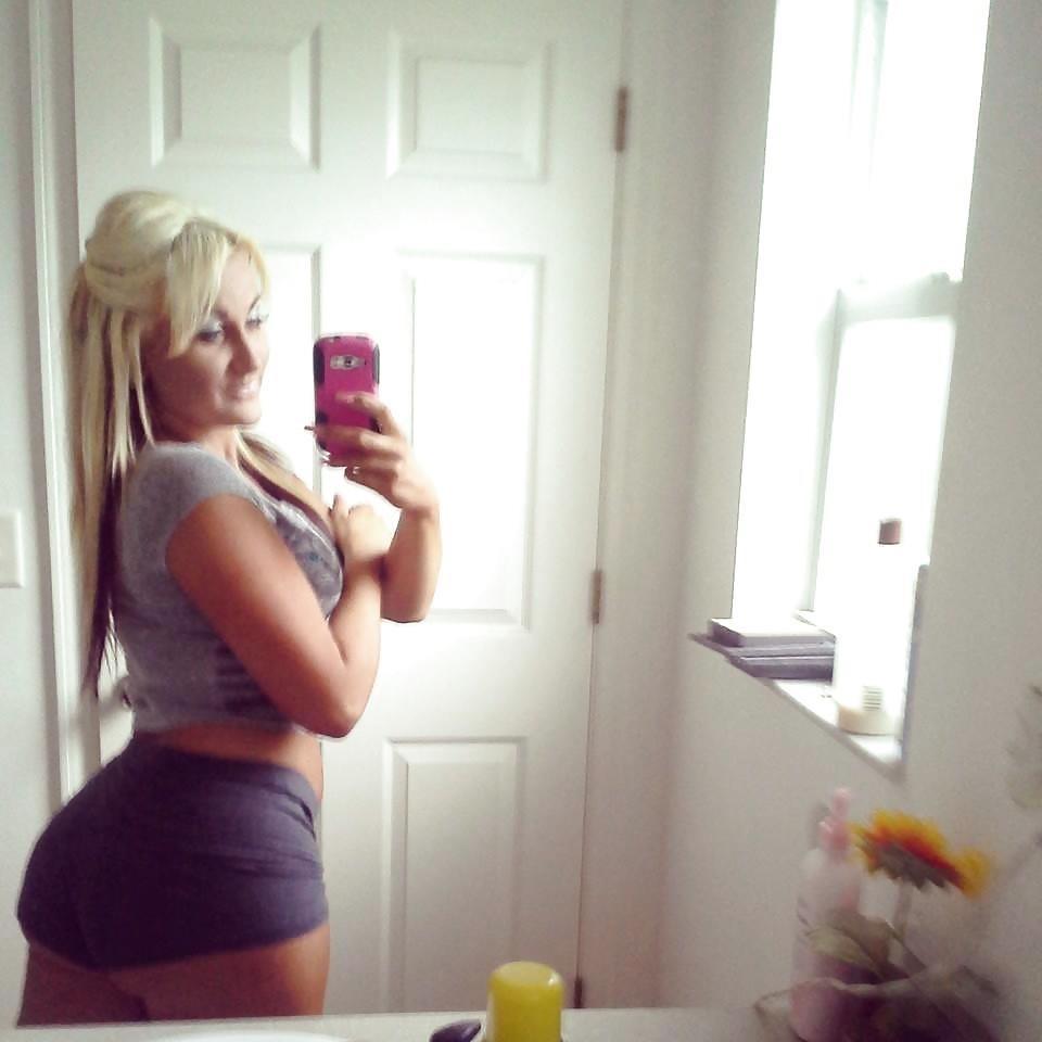 Big blonde booty porn-6411