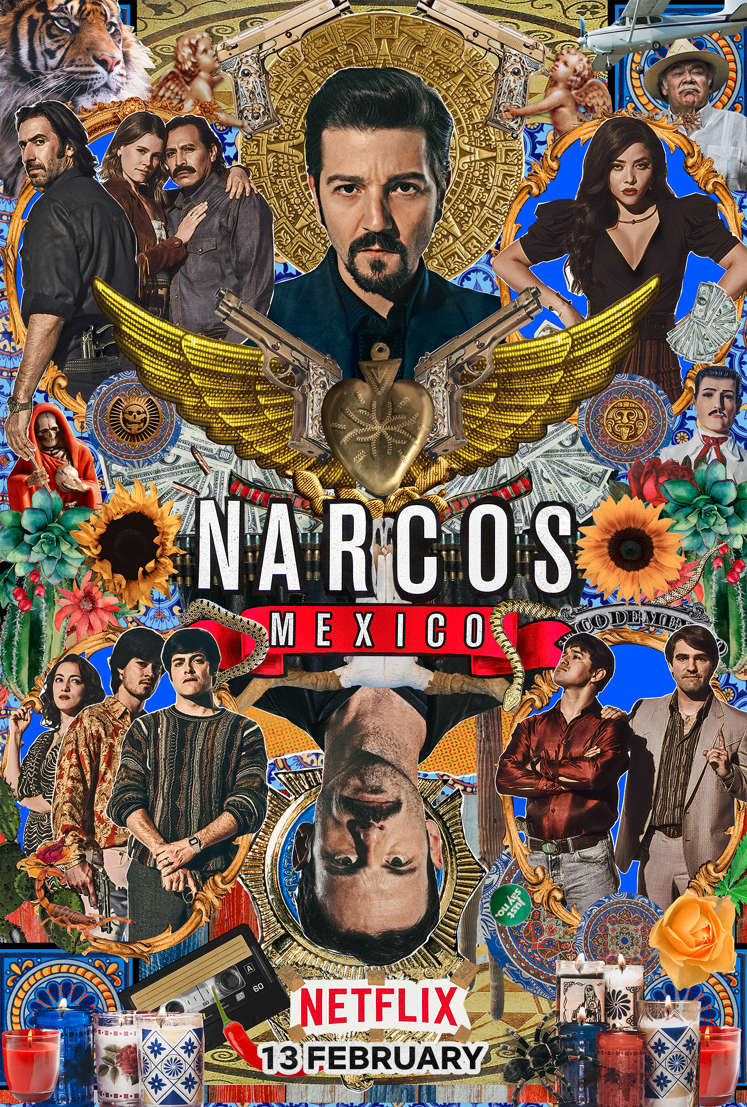 Narcos Mexico Season2 S02 720p NFWEB-DL