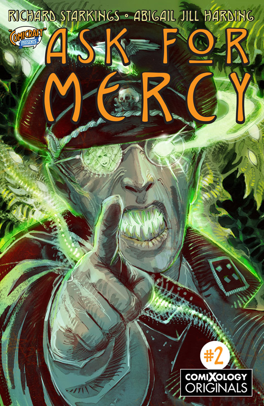 Ask for Mercy - The Key to Forever #1-4 (2018)