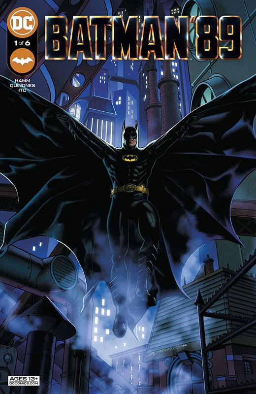Batman '89 01-02 (2021)