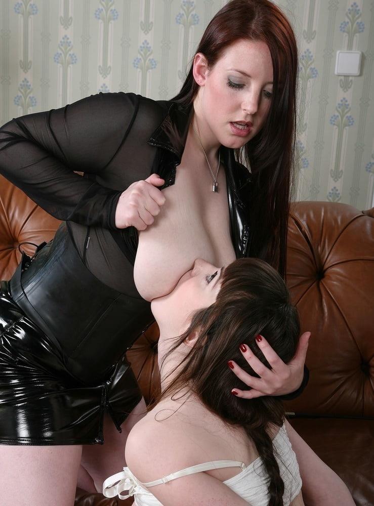 Tit sucking lesbian pics-3640